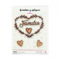 Formitas decorativas 014
