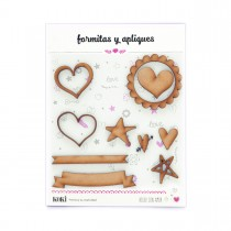 Formitas decorativas 044