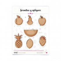 Formitas decorativas 060